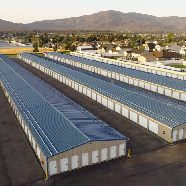 #4518 – All In One Mini Storage | Steel Structures America