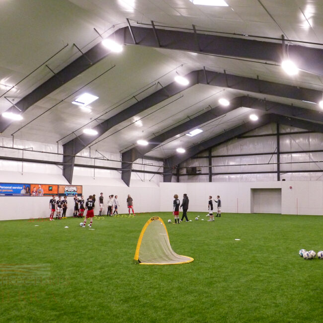 Sting Soccer | Steel Structures America