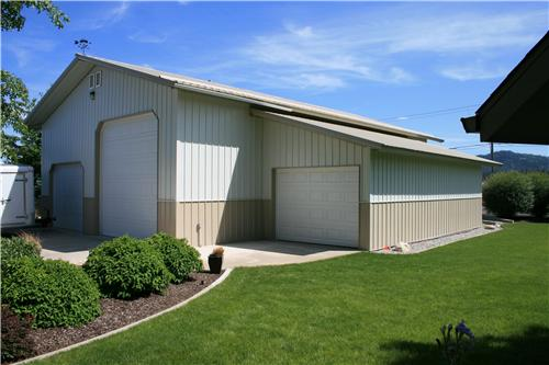 Sheds   Steel Structures America