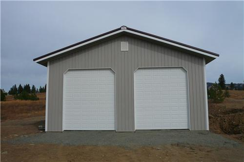 Gable Buildings | Steel Structures America