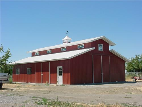 Monitor Buildings | Steel Structures America