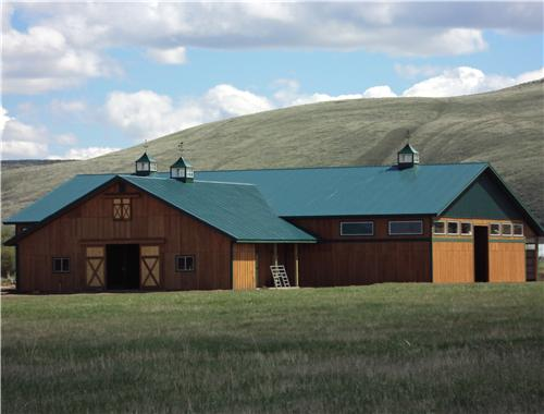 Wood Siding   Steel Structures America