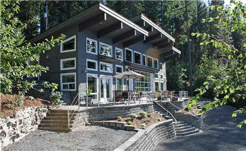 #5172 - The Ultimate Entertainment and Living Quarters | Steel Structures America