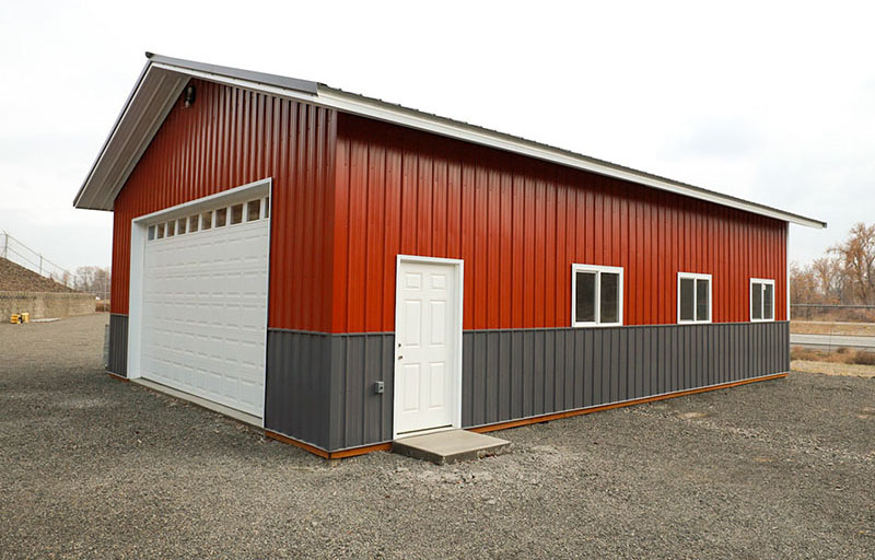 Gable | Steel Structures America