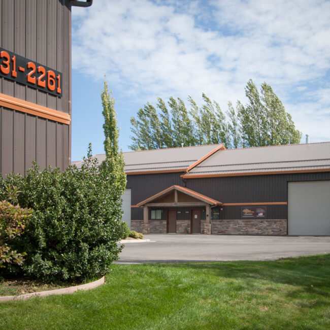 3499 – Office Park | Steel Structures America