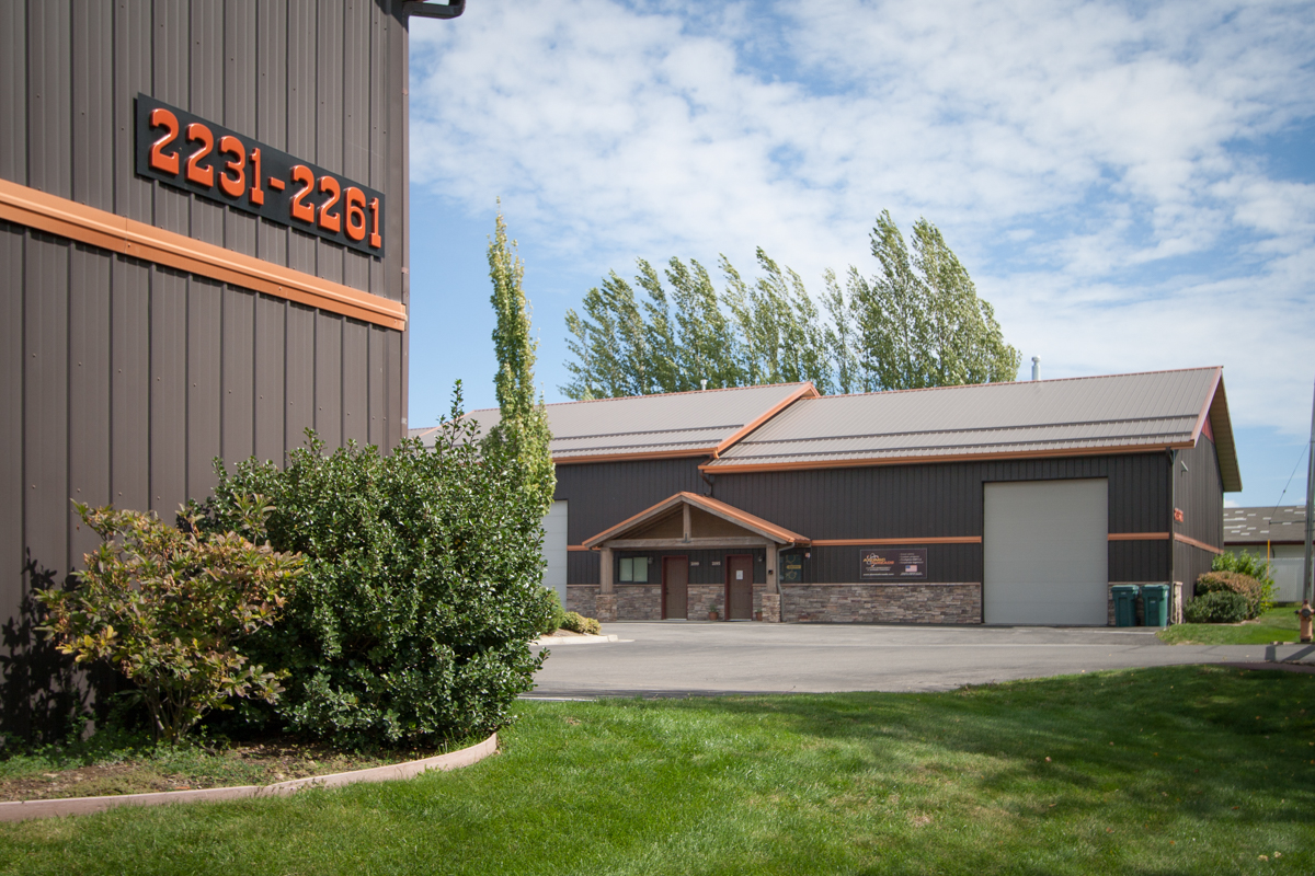 3499 - Office Park -1 | Steel Structures America