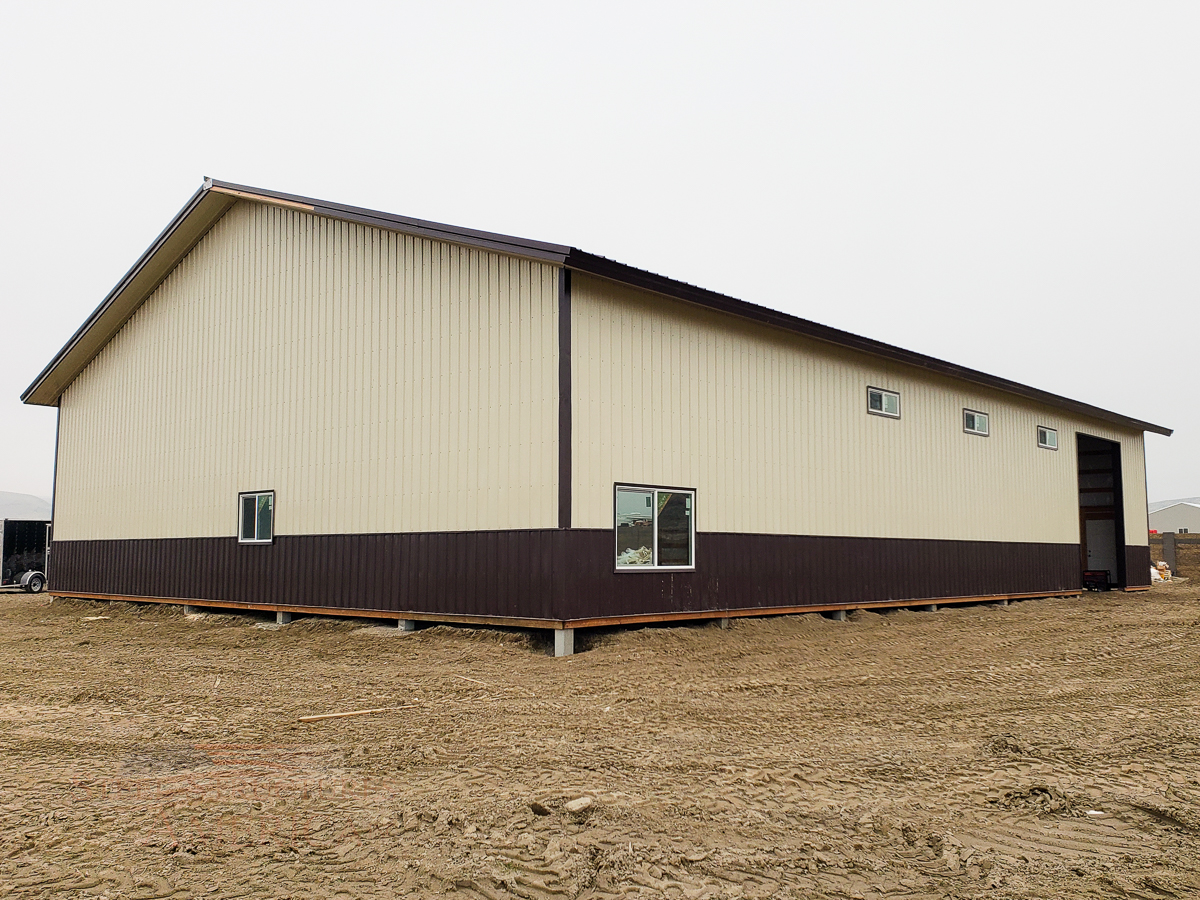 10628 – Kennewick Pole Barn – 60x84x16-01