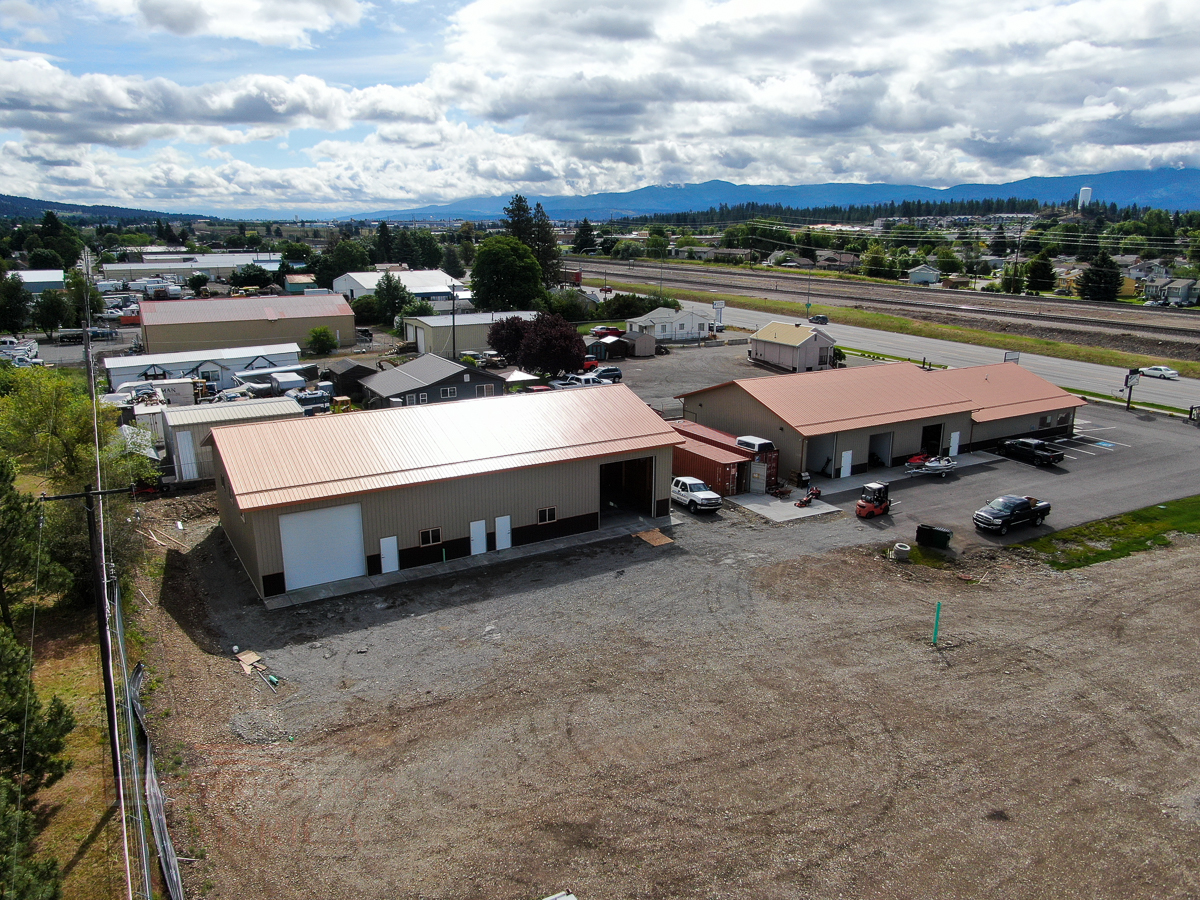 #10942 – 45x84x16 – Multi-Tenant Building| Steel Structures America