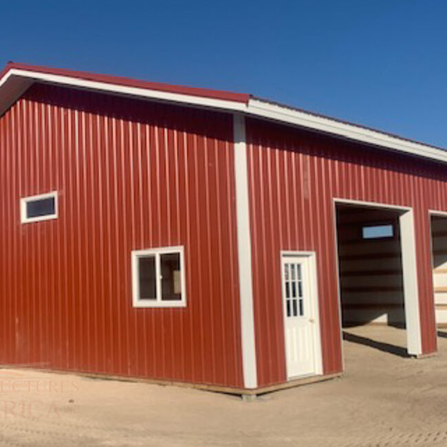10964 - 36x48 - Peyton CO-4 | Steel Structures America