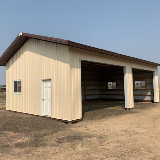 11518 Kennedy - 24x40x12-1 | Steel Structures America