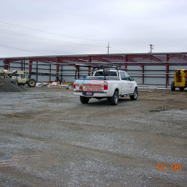 5071 - NW AG-07 | Steel Structures America