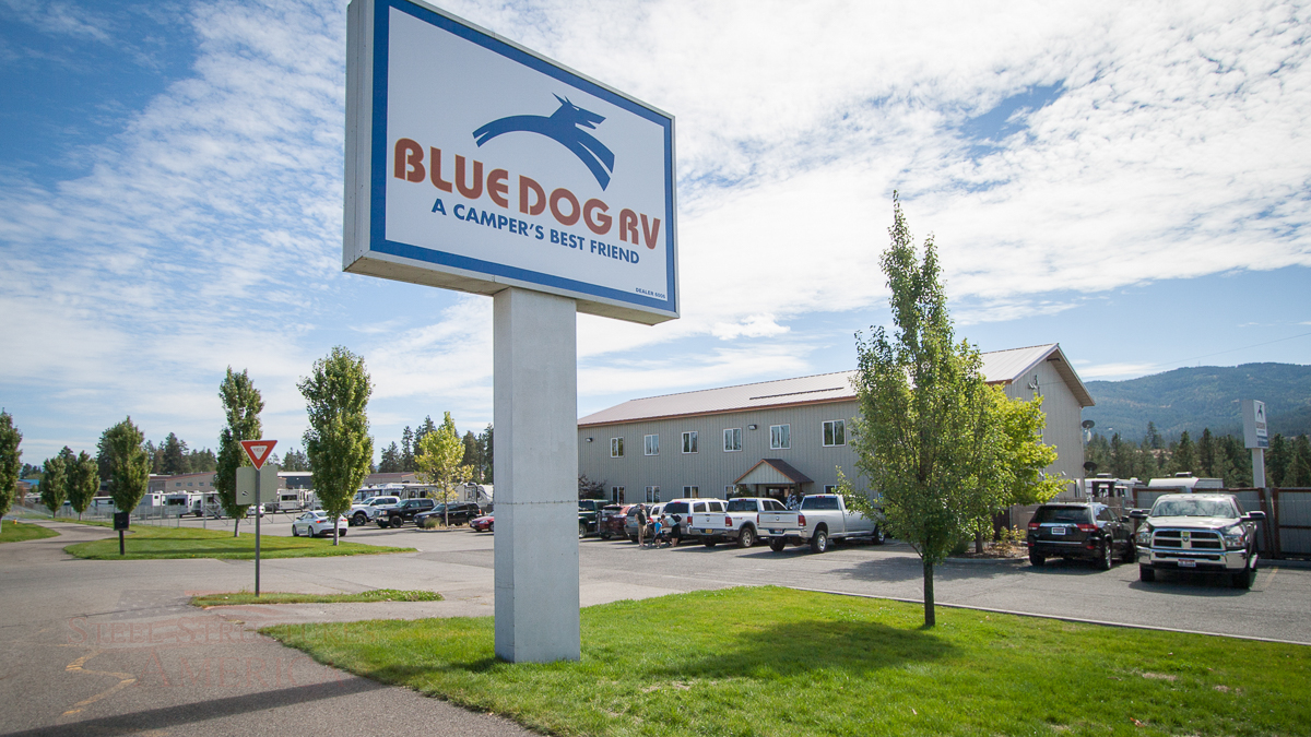 5672 – Blue Dog RV pole building office and showroom-2