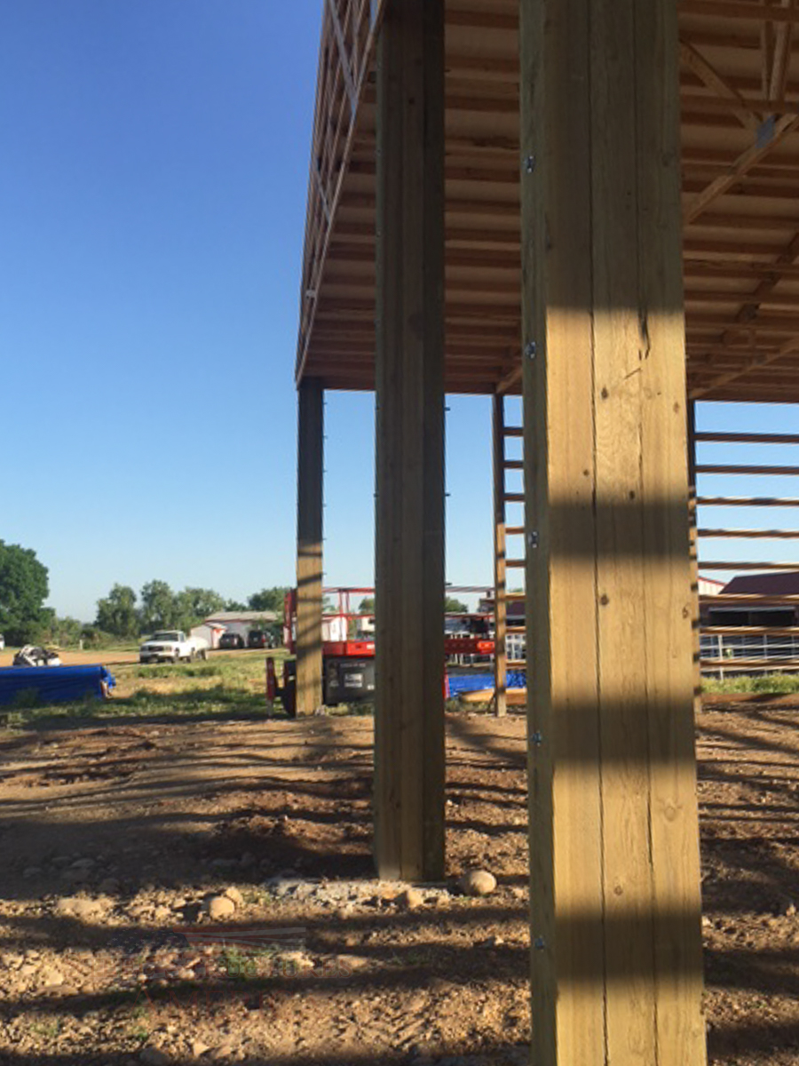 7897 – ag storage post frame barn-5
