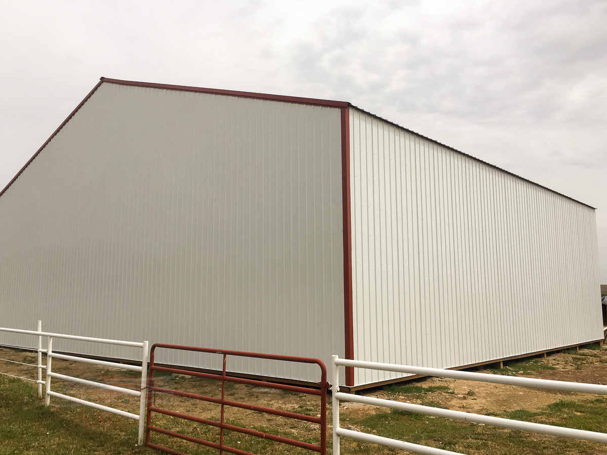 7897 – ag storage post frame barn-8