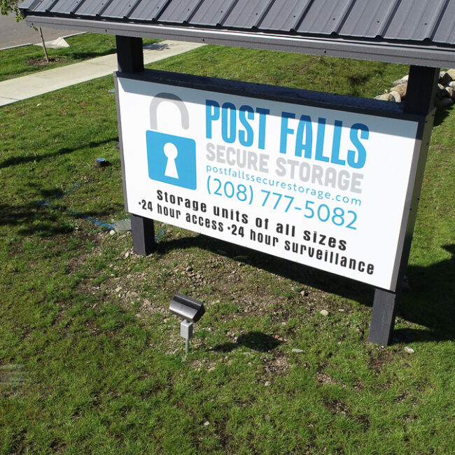 Post Falls Secure Self Storage | Steel Structures America