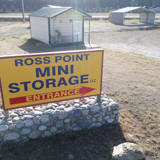 Ross Point Storage|Structures America